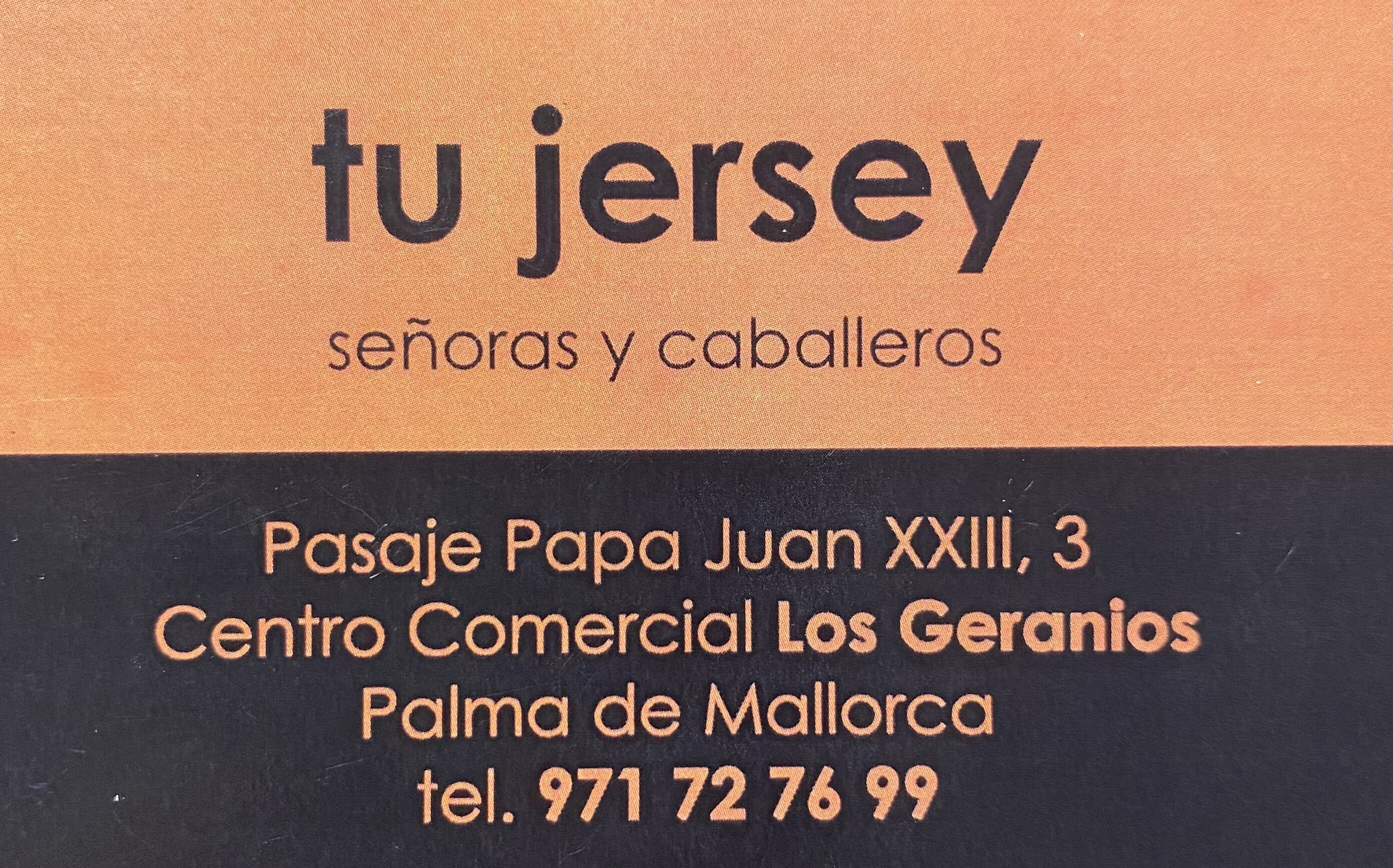 tujersey